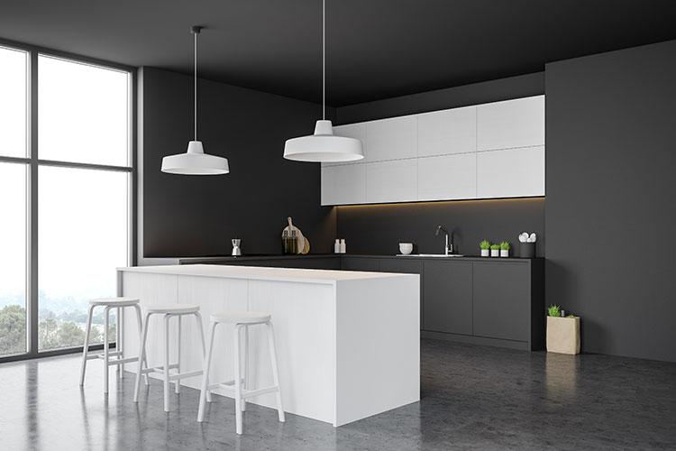 overlay kitchen polished
